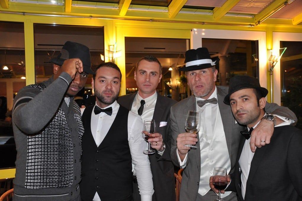 Dress code soirée casino
